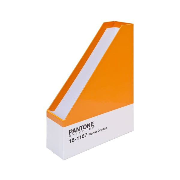 Šanon Flame Orange 18-3949