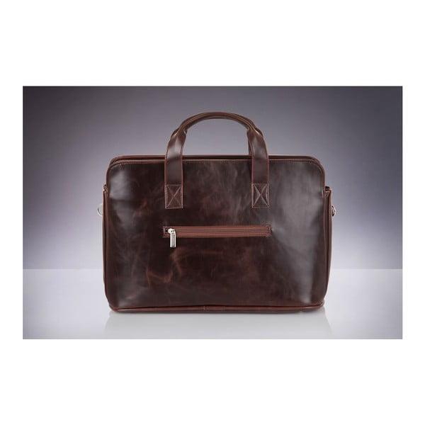 Pánská taška Solier S05 Brown