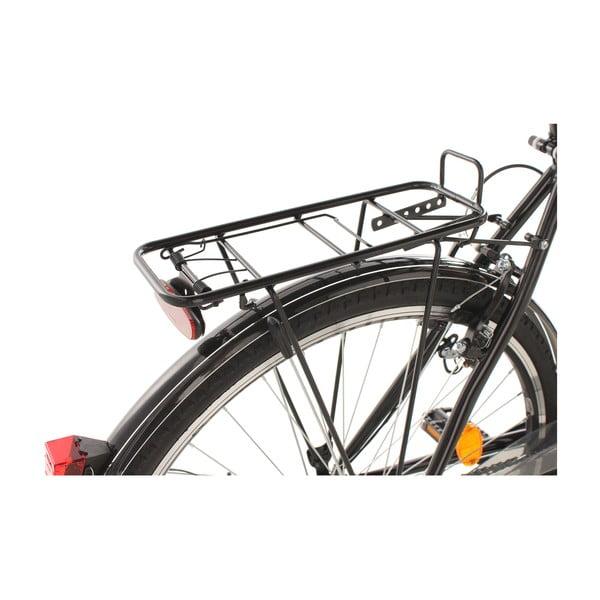 """Kolo Trekking Bike Black, 28"""", výška rámu 58 cm"""