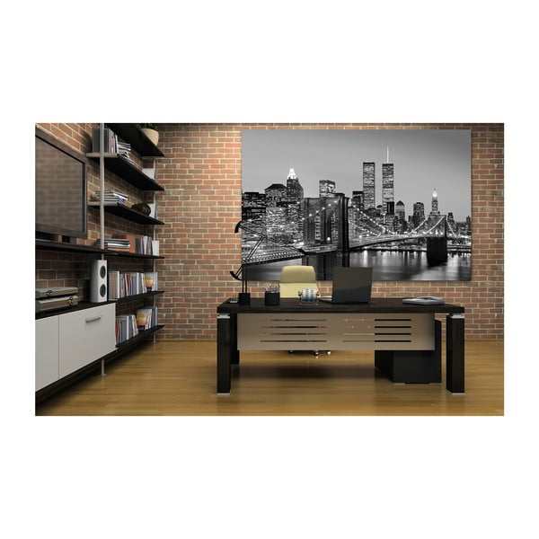 Velkoformátová tapeta Manhattan Skyline, 175x115 cm