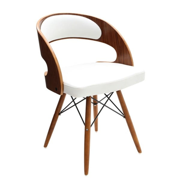 Židle Retro, white