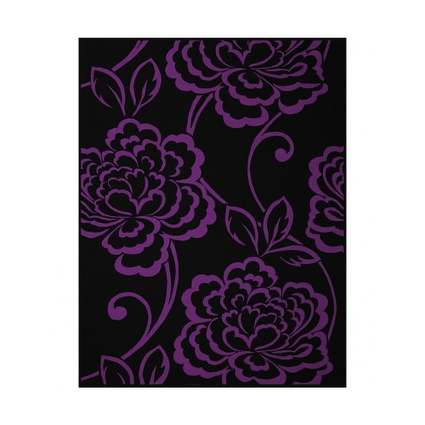 Deka Thermosoft Purple Flower