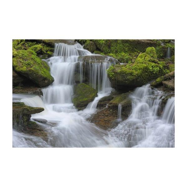 Velkoformátová tapeta Vodopád, 315x232 cm