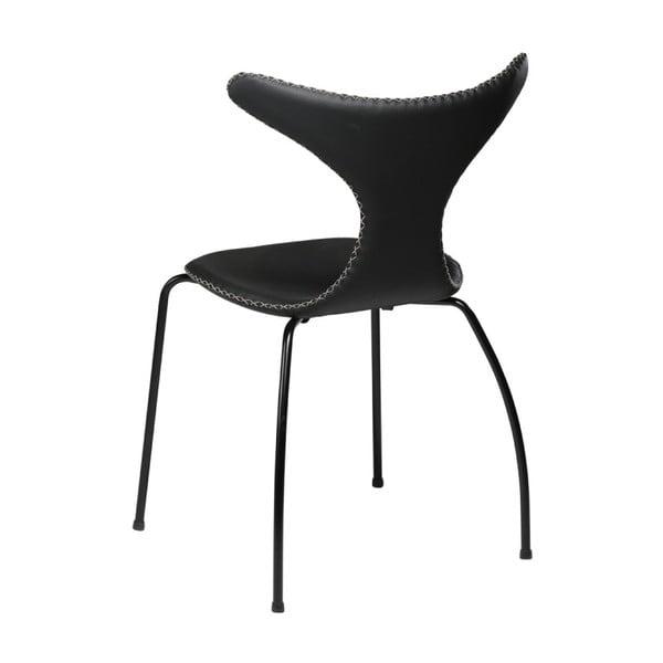 Černá židle DAN-FORM Denmark Dolphine