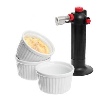 Set pentru Crème Brûlée Premier Housewares Chefs de la Premier Housewares