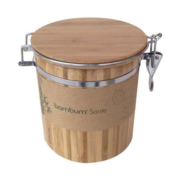 Bambusová nádobka Sante