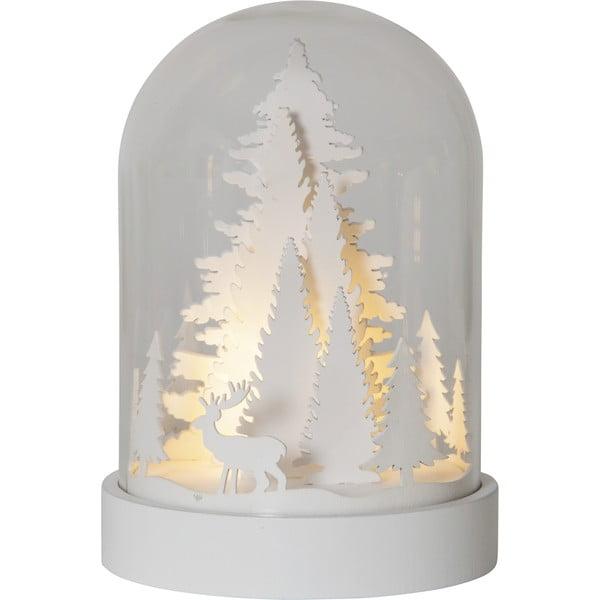 LED světelná dekorace Best Season Kupol Tree, výška 17,5 cm