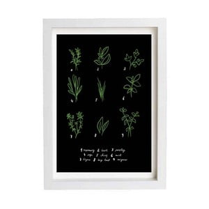 Plakát Herbs