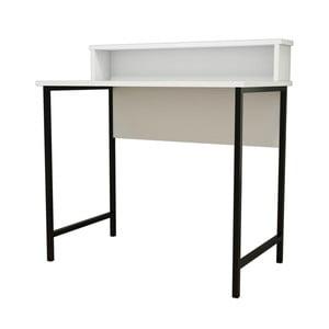 Bílý pracovní stůl Uso