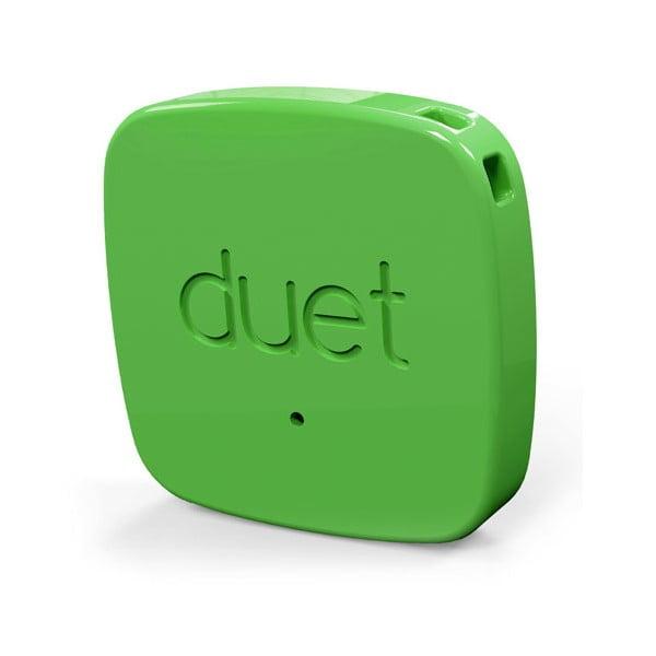 Lokátor zapomenutých věcí Duet Protag, zelený