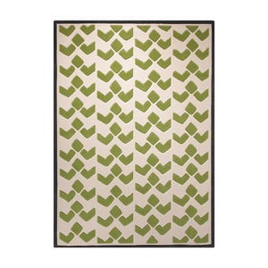 Koberec Bauhaus Green 70x140 cm
