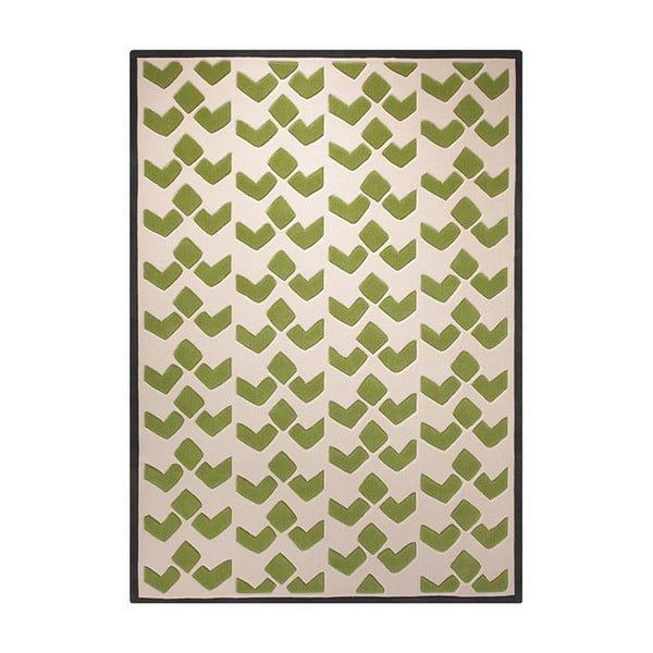 Koberec Bauhaus Green 120x180 cm