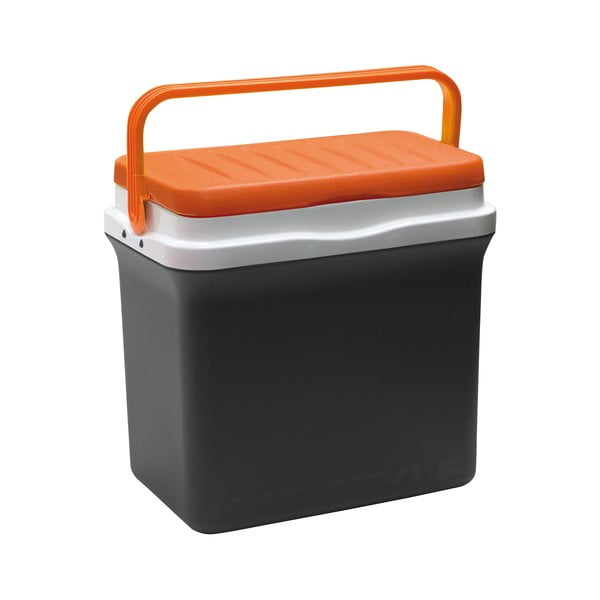 Přenosná minilednička Gio'Style Ciao! L, oranžová