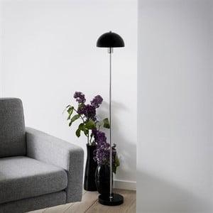 Stojací lampa Vienda, černá