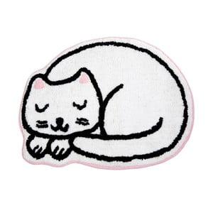 Koberec ve tvaru kočky Sass & Belle Cutie Cat, 49 x 64 cm