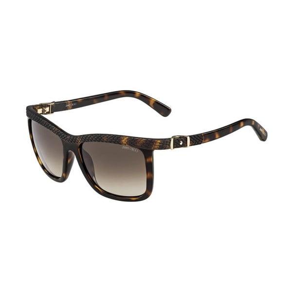 Sluneční brýle Jimmy Choo Rea Havana/Brown