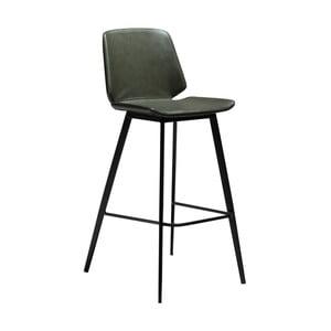 Zelená barová židle DAN-FORM Denmark Swing