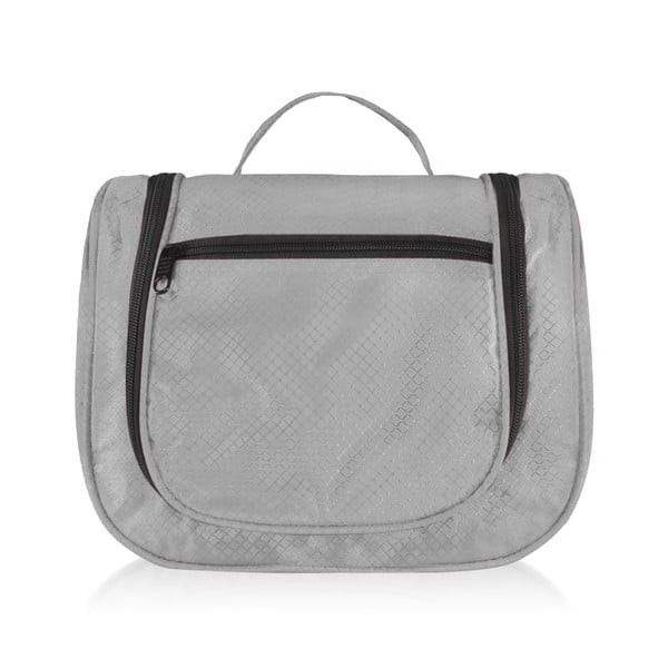 Šedá kosmetická taška PotironParis Trousse