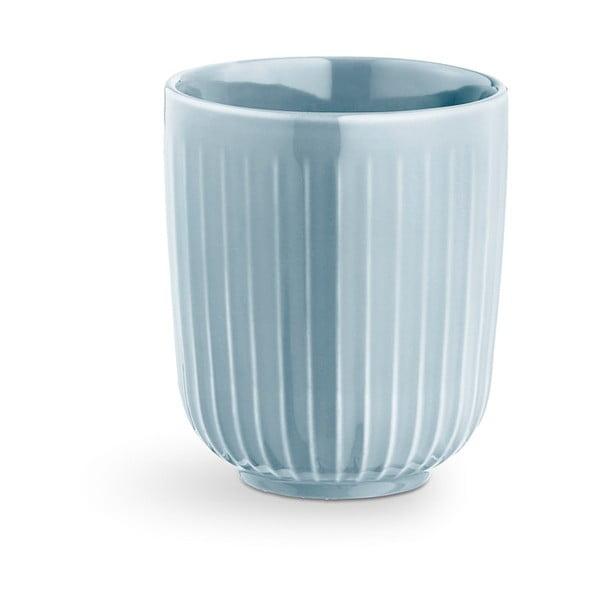 Hammershoi világoskék porcelán bögre, 300 ml - Kähler Design