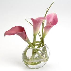 Umělé květiny ve váze Water