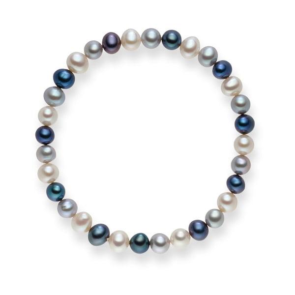 Perlový náramek Nova Pearls Copenhagen Cecille