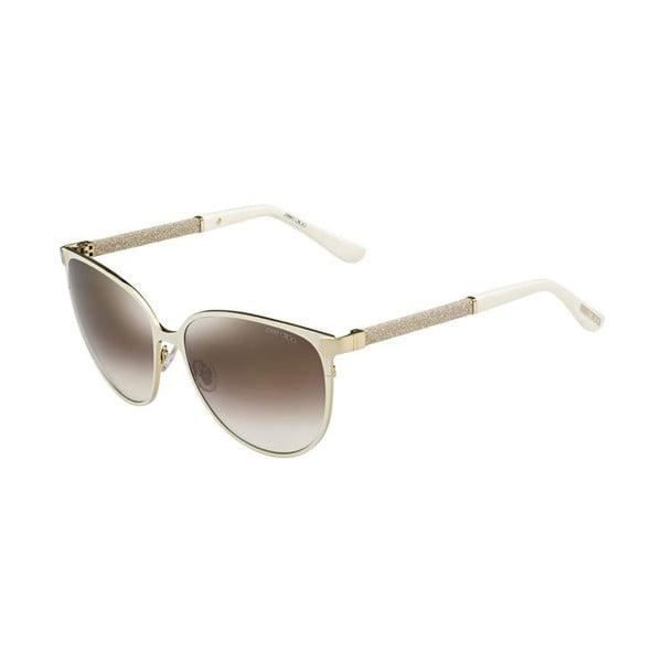 Sluneční brýle Jimmy Choo Posie Ivory/Brown
