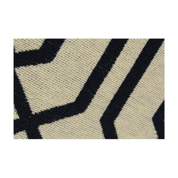 Tmavě modrý koberec Ya Rugs Kenar, 60x90cm