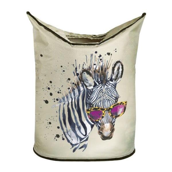Koš na prádlo Cool Zebra