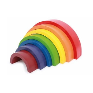 Hračka pro rozvoj motorických činností Legler Rainbow