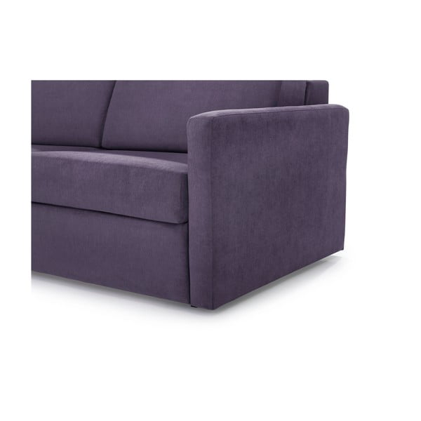 Canapea extensibilă Softnord Soul, violet