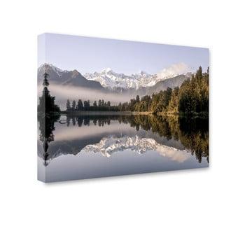 Tablou Styler Canvas Nature New Zealand, 85 x 113 cm de la Styler