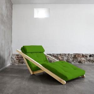 Lenoška Karup Figo, Raw/Lime, 70 cm