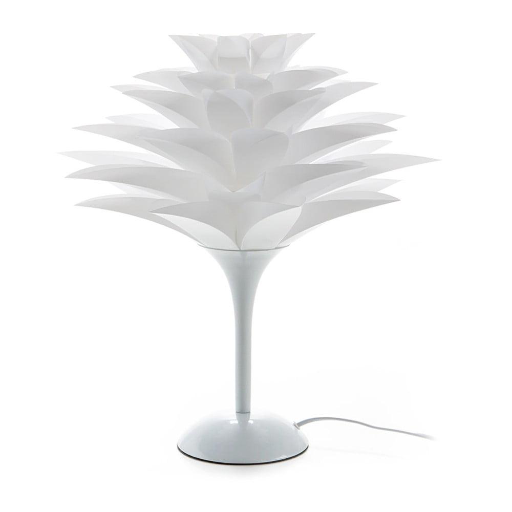 Bílá stolní lampa Tomasucci Petalo