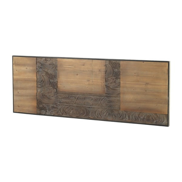 Dřevěné čelo postele Geese Fionne, 165x60cm