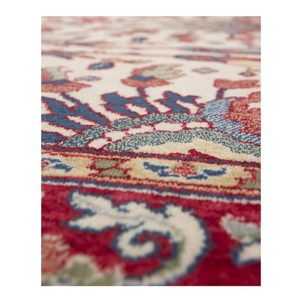 Vlněný koberec Ibai 01 Beige, 120x160 cm