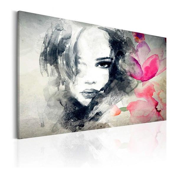 Obraz na plátně Artgeist Mysterious Look, 60 x 40 cm