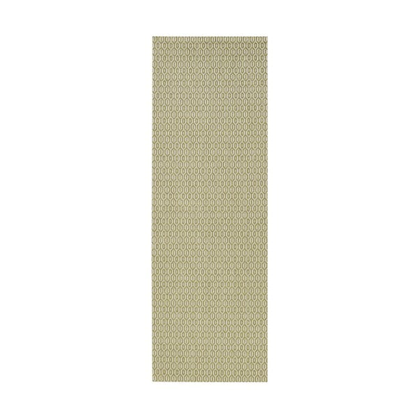 Koberec vhodný i na ven Meadow 80x150 cm, zelený