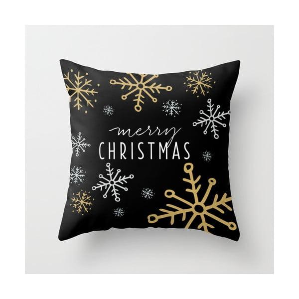 Povlak na polštář Merry Christmas, 45x45 cm