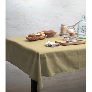 Față de masă Linen Couture Beige, 140 x 140 cm imagine