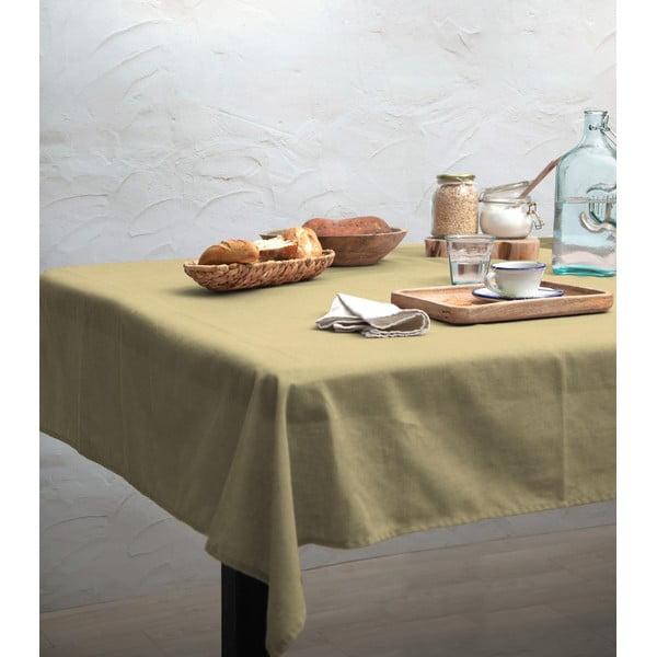 Față de masă Linen Couture Beige, 140 x 140 cm