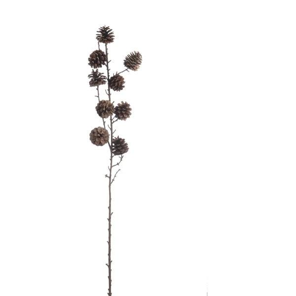Dekorativní větvička J-Line Pinecones