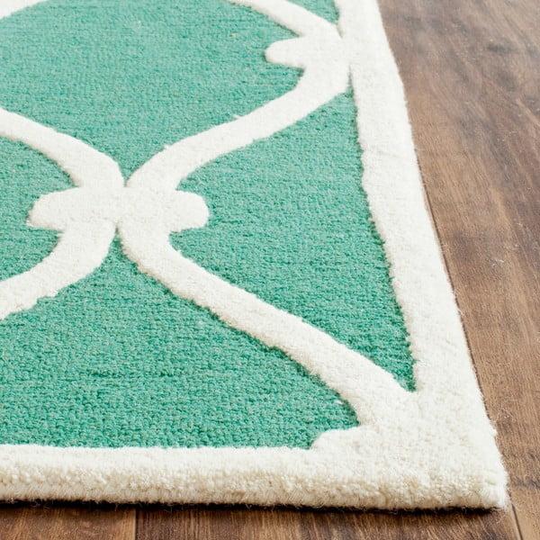 Vlněný koberec Hugo, 91x152 cm