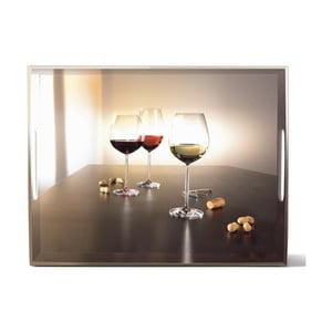 Podnos Classic Wine, 40x31 cm