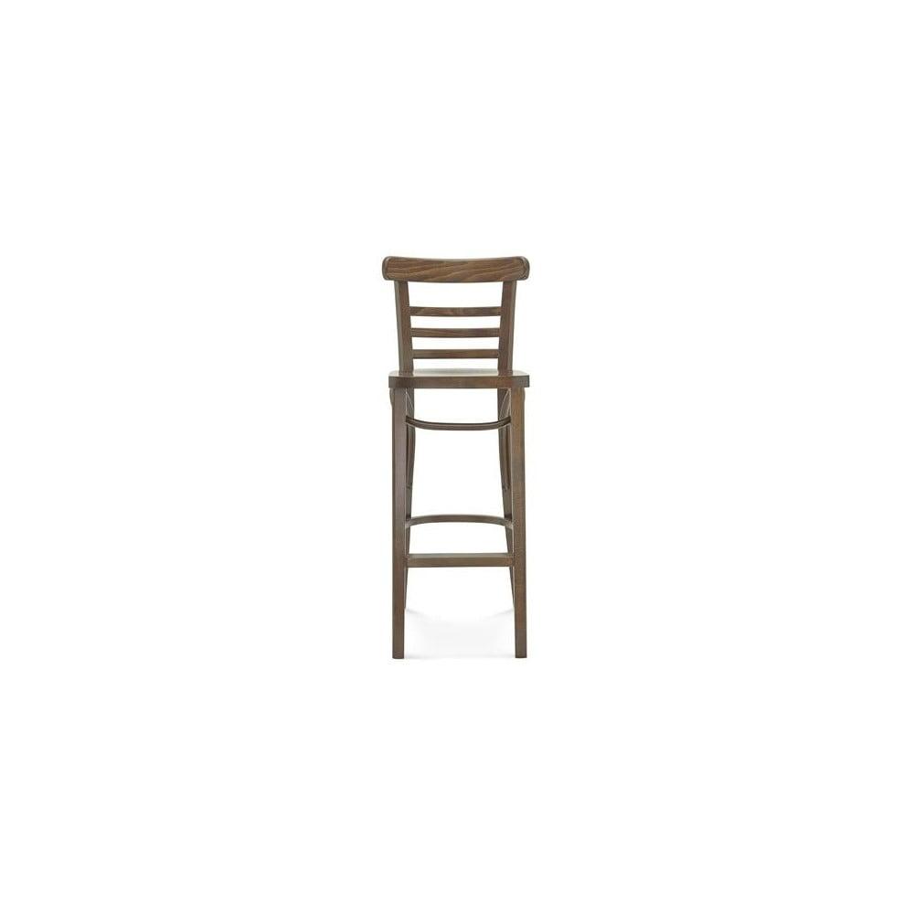 Barová dřevěná židle Fameg Vali