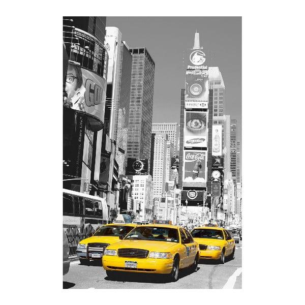 Maxi plakát Times Square, 115x175 cm
