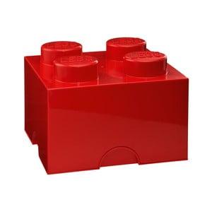 Červená úložná kostka LEGO®