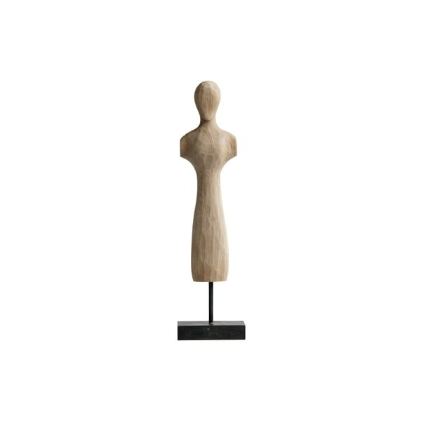 Dřevěná dekorativní soška WOOOD Fez