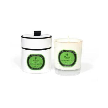 Lumânare parfumată Parks Candles London Aromatherapy, aromă de ceai verde, durată ardere 45 ore imagine