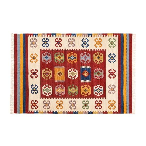 Ručně tkaný koberec Kilim Dalush 406, 180x120 cm