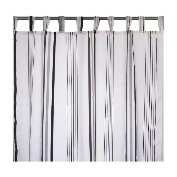 Závěs Dolomiten Grey, 140x255 cm